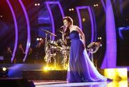 """Mỹ Tâm, Quang Dũng thay nhau khen thí sinh """"Vietnam Idol 2013"""""""