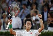 Madrid Open 2014: Nishikori đè bẹp Ferrer, chờ Nadal ở chung kết
