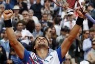 "Thua sốc Ferrer, ""vua"" Nadal bị loại ở tứ kết"
