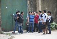 """Sau nghi án bán độ, V. Ninh Bình """"cấm cửa"""" báo chí"""