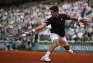 Lá thăm nhẹ nhàng cho hạt giống số 1 Djokovic