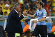 HLV Tabarez không nghĩ Uruguay thua vì thiếu Suarez