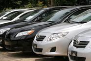 Nhập khẩu ô tô tăng mạnh