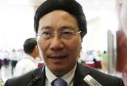 Phó Thủ tướng: Cương quyết đấu tranh buộc Trung Quốc phải rút giàn khoan