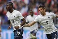 """""""Gà trống"""" Pháp đè bẹp Na Uy, Nhật Bản dạo chơi trước Cyprus"""