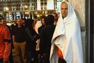 Báo động cháy ở Moscow, cầu thủ Bayern chịu rét lúc nửa đêm