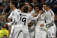 Ronaldo lại nổ súng, Real Madrid đòi lại ngôi đầu Liga