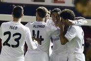 Ronaldo lập công, Real Madrid nhẹ nhàng vào tứ kết Cúp Nhà vua