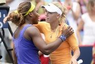 Murray, Azarenka lại bại trận, chị em Williams đối đầu ở bán kết