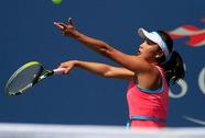 Peng Shuai tiếp tục gây sốc Giải Mỹ mở rộng