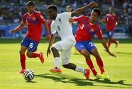 Hòa 0-0 Costa Rica, Tam Sư cúi đầu về nước