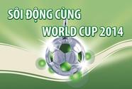 Sôi động cùng World Cup 2014 tại SJC