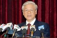 Tổng Bí thư: Kiên quyết bảo vệ độc lập, chủ quyền và toàn vẹn lãnh thổ