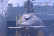 Sắp hạ thủy tàu ngầm Kilo 636 Đà Nẵng