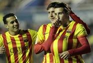 Tello lập hat-trick, Barcelona lội ngược dòng ở tứ kết Cúp Nhà vua