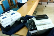 Tiếp viên trưởng VNA xách tay 345 bao thuốc lá cao cấp từ Hàn Quốc