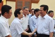 Tiếp xúc cử tri, Thủ tướng khẳng định chủ quyền là thiêng liêng