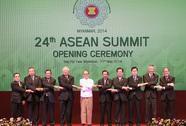 ASEAN ra Tuyên bố tình hình Biển Đông