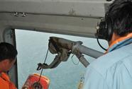 Thấy dấu vết máy bay mất tích: Gọi 0773847508 và 0773846704