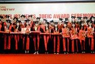 200 học viên nhận chứng chỉ Anh văn quốc tế