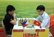 Lê Quang Liêm toàn thắng 3 trận