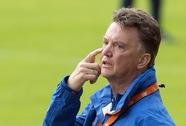 """Van Gaal: """"M.U phải vô địch ngay mùa tới"""""""