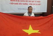 """Đi bộ xuyên Việt gây quỹ từ thiện """"Tiếp bước đến trường – Vững chí ra khơi"""""""