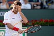 Wawrinka và Murray thua sốc, Indian Wells lại nổi sóng