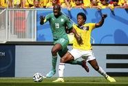 Bất chấp đại dịch Ebola, quả bóng vẫn lăn ở CAN 2015