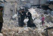 Syria: Không kích tại Aleppo, 90 người thiệt mạng