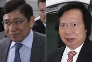 2 tỉ phú Hồng Kông ra tòa