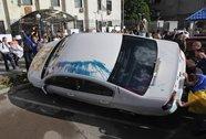 Nga tức giận trước vụ đại sứ quán bị tấn công ở Kiev