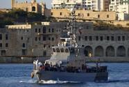 Tàu bị đâm chìm ngoài khơi Malta, 500 người thiệt mạng