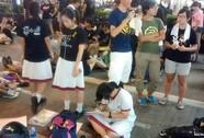 Những chuyện chỉ có ở biểu tình Hồng Kông