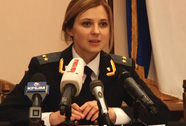 Nữ bộ trưởng xinh đẹp Crimea gây sốt cộng đồng mạng