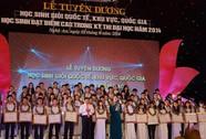 99 học sinh xứ Nghệ đạt giải quốc tế, quốc gia, thủ khoa ĐH