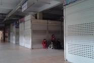 Gần 600 tiểu thương Chợ Vinh đóng cửa bãi thị
