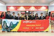 VietJet mở đường bay Hà Nội – Seoul