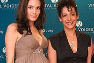 Angelina Jolie chia sẻ về tình bạn với Mariane Pearl