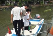 Lại cứu kịp 1 người tự tử trên sông Sài Gòn