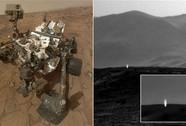 Xôn xao đốm sáng lạ lùng trên sao Hỏa