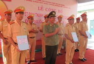Thành lập 3 trạm CSGT tại các cửa ngõ TP HCM