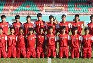 U19 Việt Nam rơi bảng tử thần