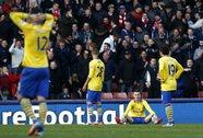 Lịch sử chống Arsenal vô địch mùa này!