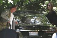 """Brad Pitt và Angelina Jolie """"trốn con"""" du hí riêng"""