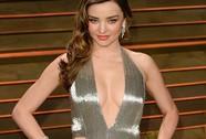 Sao lộng lẫy váy áo dự tiệc hậu Oscar