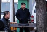 Người giống Kim Jong-un gây sốt ở Trung Quốc