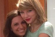 """Taylor Swift đột ngột đến chúc mừng đám cưới """"fan"""""""