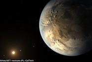 Xuất hiện bản sao trái đất ngoài hệ mặt trời