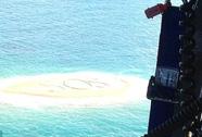 Được cứu nhờ viết chữ SOS trên cát